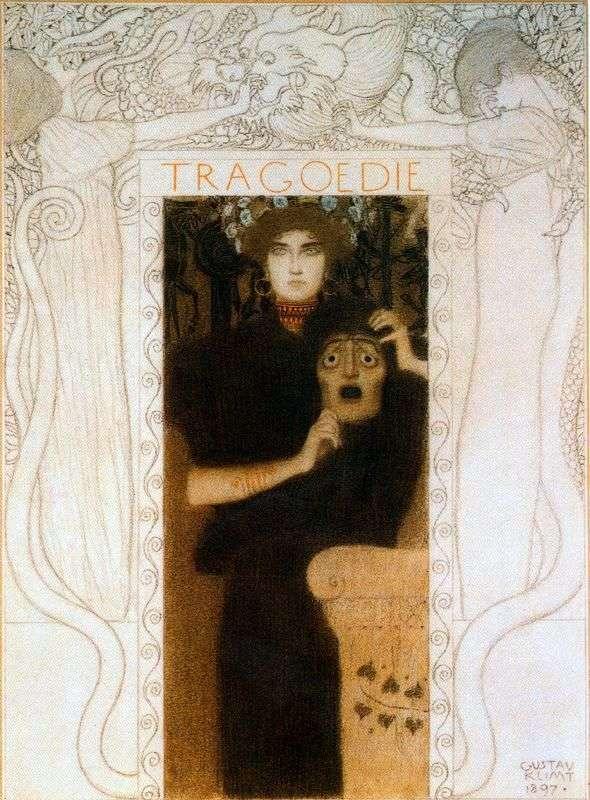 Tragedia   Gustav Klimt