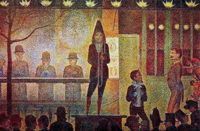 Circus Parade   Georges Cera