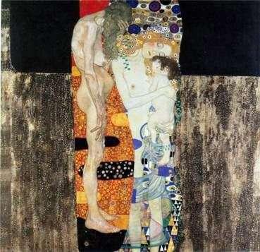 Trzy wieki kobiet   Gustav Klimt