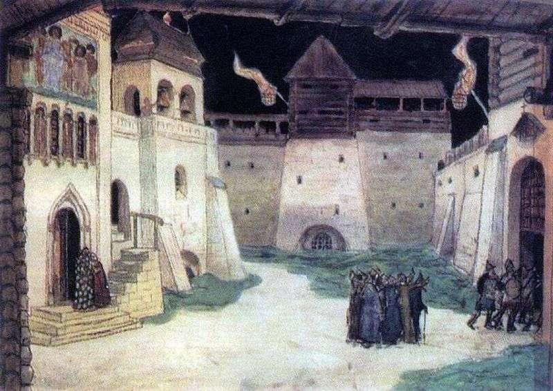 Obszar oblężony Kitezh   Apolinary Wasnikow