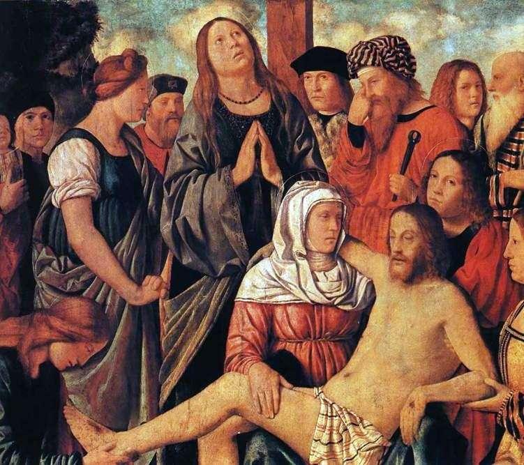 Lamentacja Chrystusa   Marco Marziale