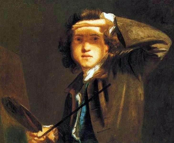 Autoportret   Joshua Reynolds
