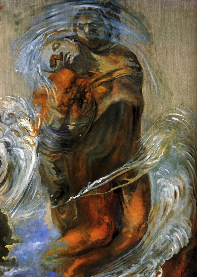 Pieta (Pieta)   Salvador Dali