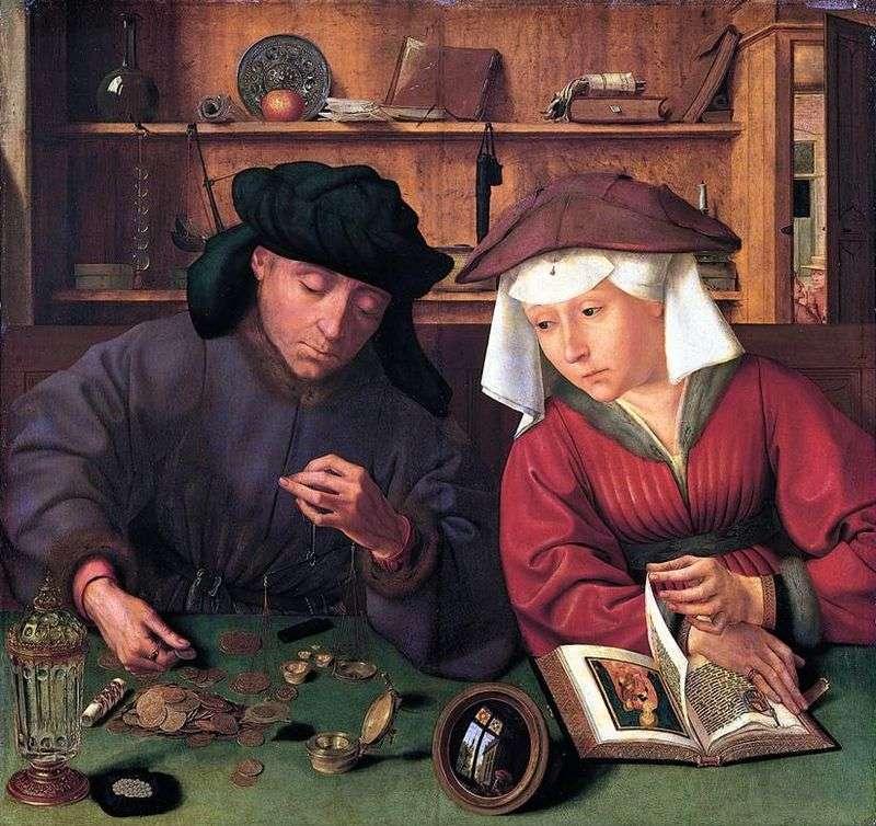 Moja żona i ja   Quentin Mussys