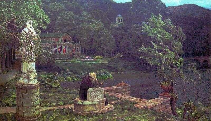 Hałas starego parku   Apollinary Vasnetsov