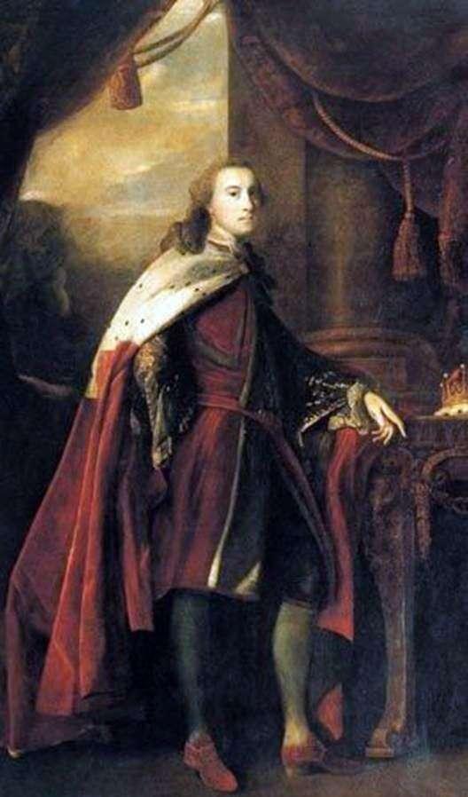 Portret William Lake, drugi hrabia Dartmoor   Joshua Reynolds