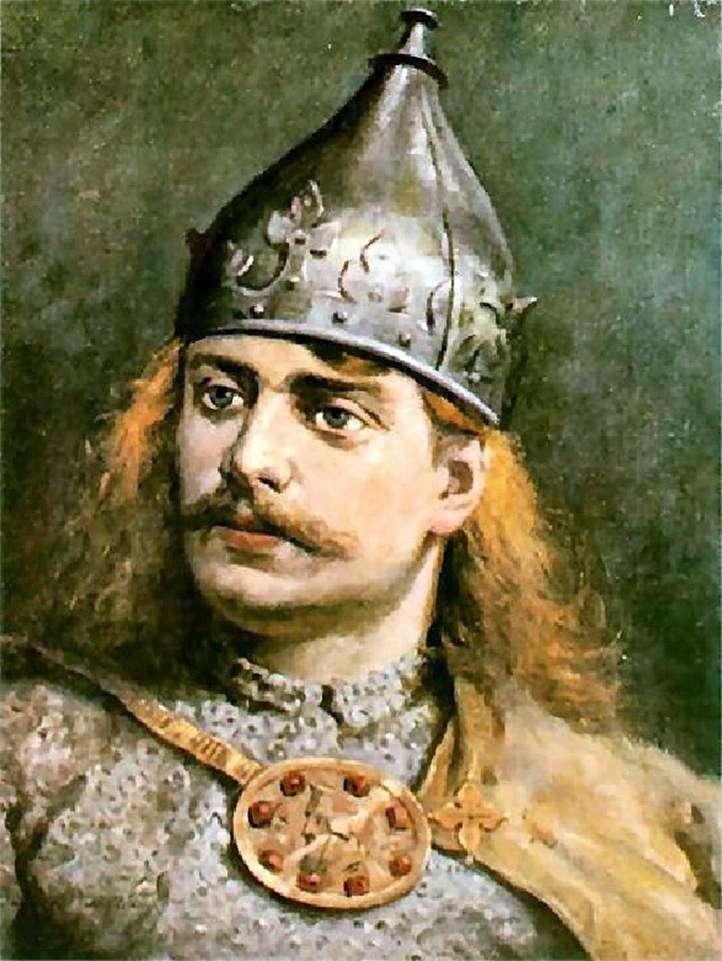 Portret Bolesława III Krivousta   Jan Aloisy Matejko
