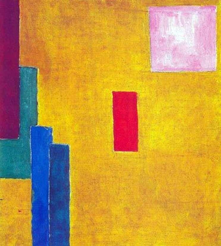Abstrakcje   Vanessa Bell