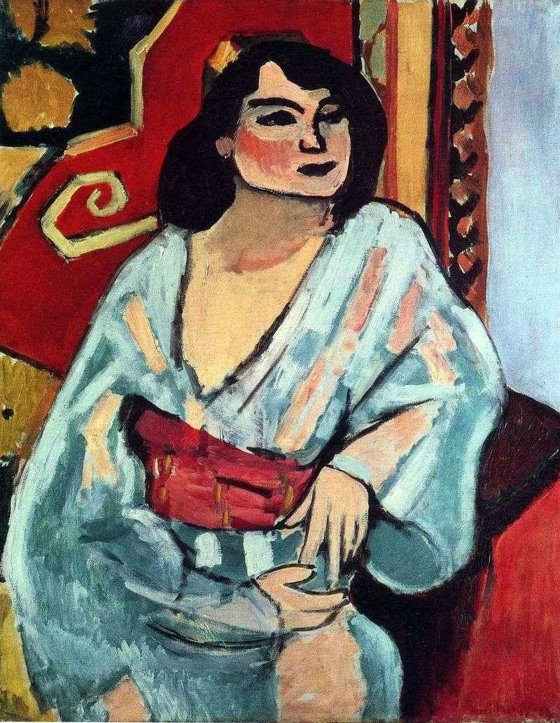 Algierczyk   Henri Matisse