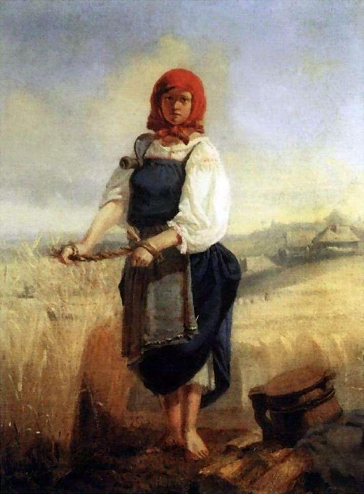 Reaper   Victor Vasnetsov