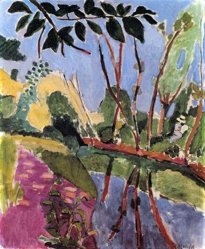 Plaża   Henri Matisse