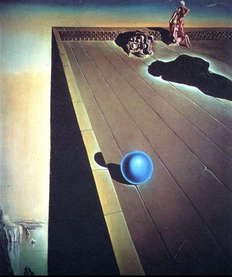 Zawrót głowy   Salvador Dali