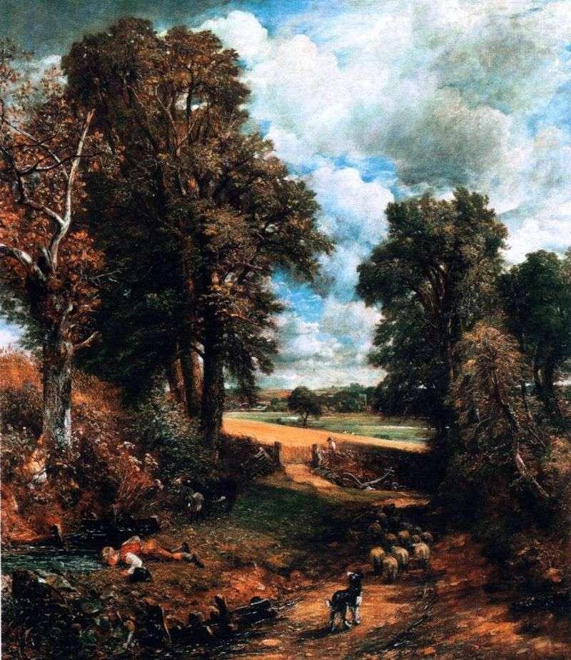 Niwa   John Constable