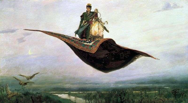 Dywan samolot   Viktor Vasnetsov