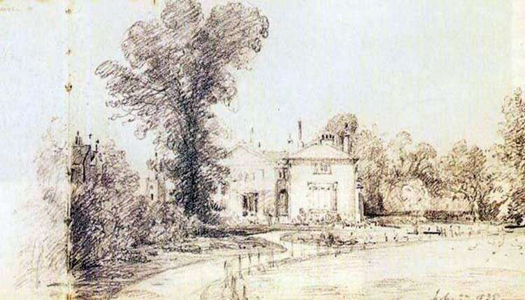 Szkice   John Constable