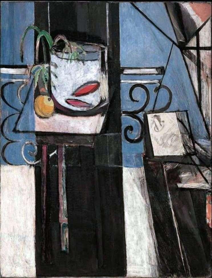 Złota rybka i paleta   Henri Matisse