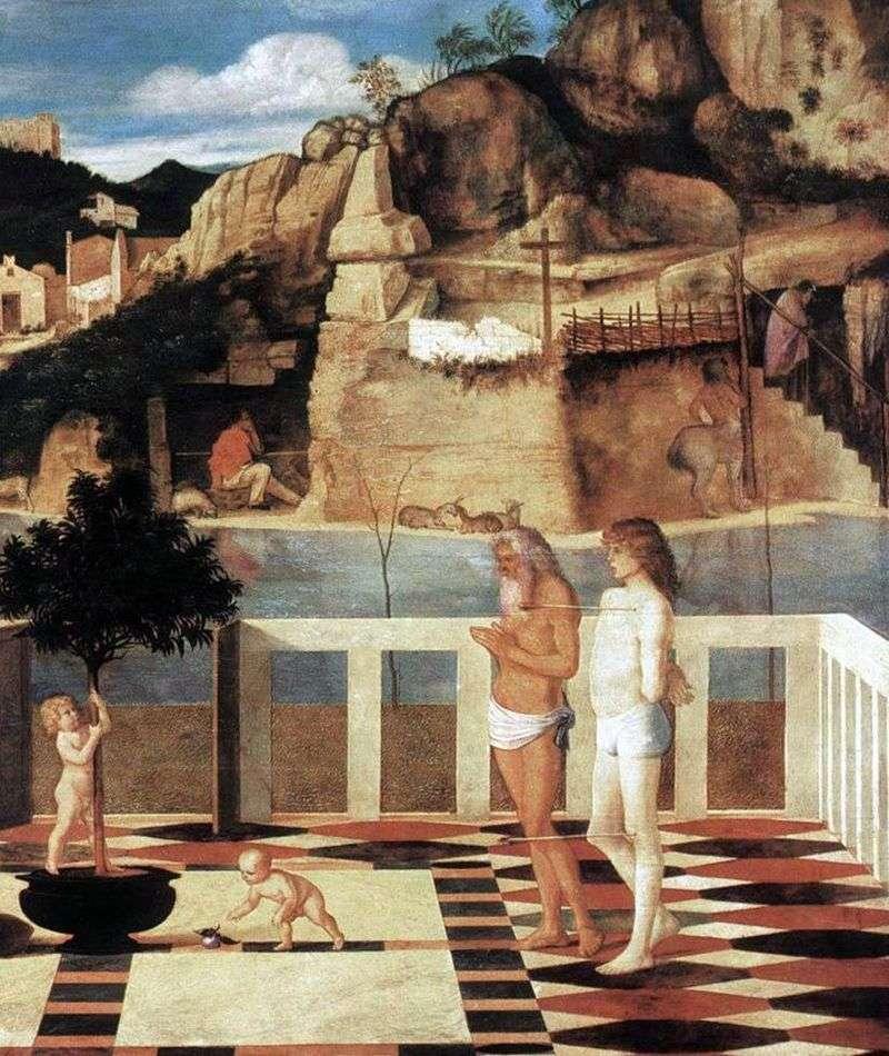 Alegoria czyśćca   Giovanni Bellini