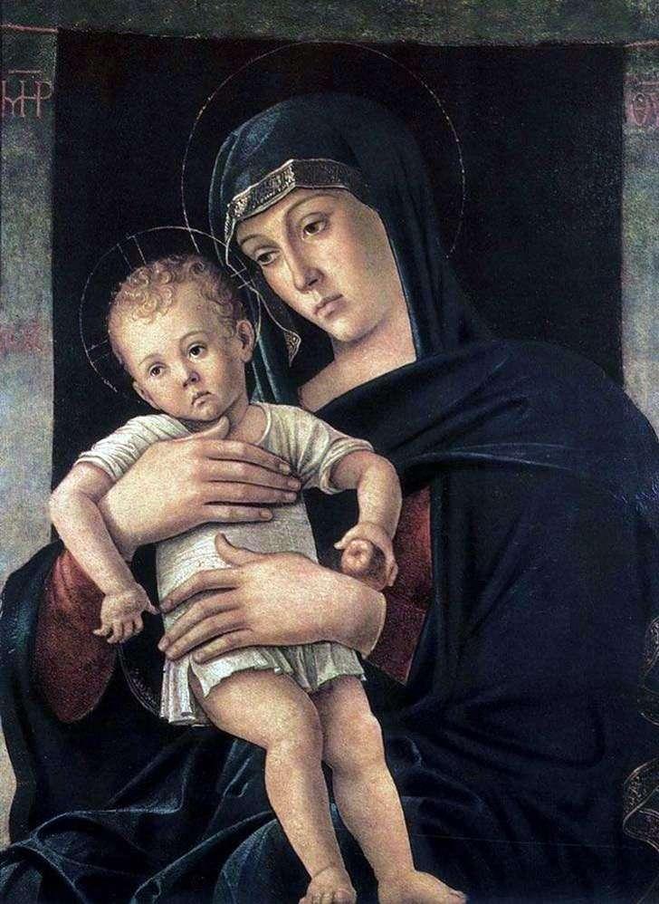 Grecka Madonna   Giovanni Bellini