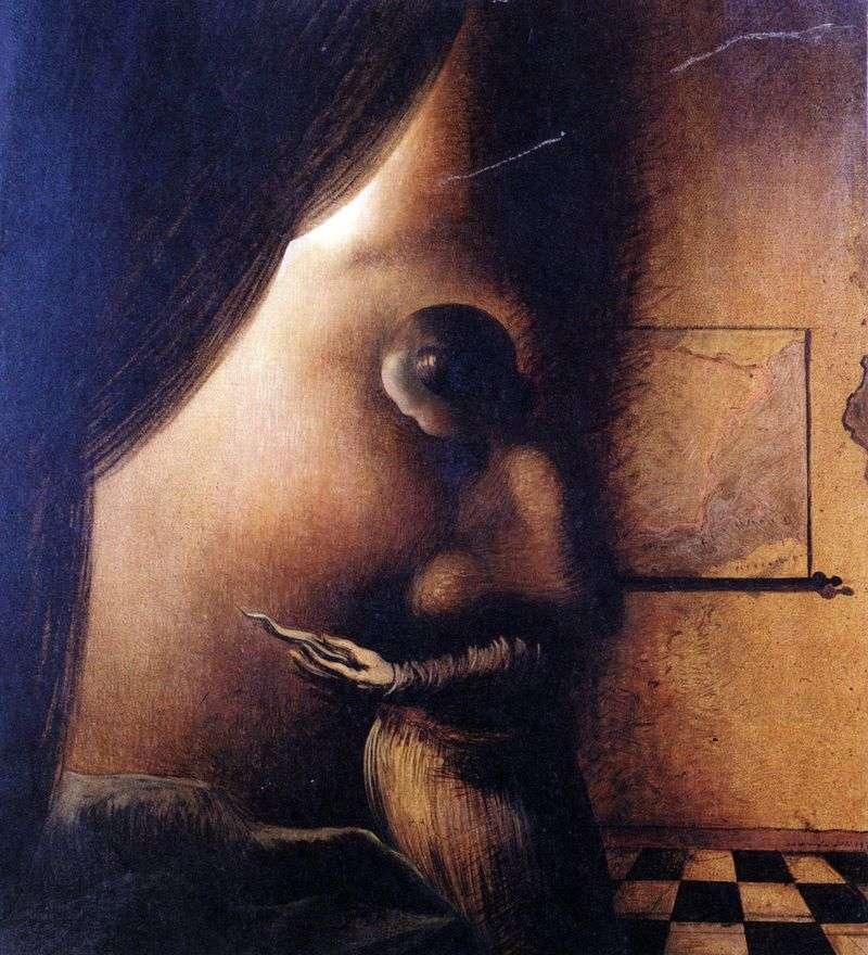 Znikające obrazy   Salvador Dali
