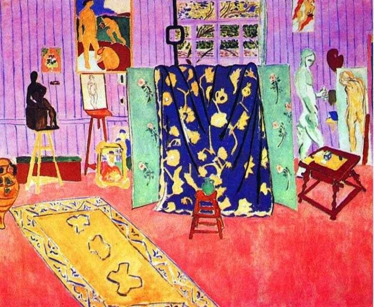 Warsztat artysty   Henri Matisse