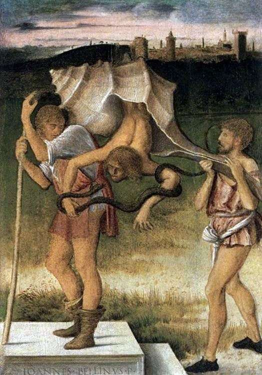 Falsity lub Wisdom   Giovanni Bellini