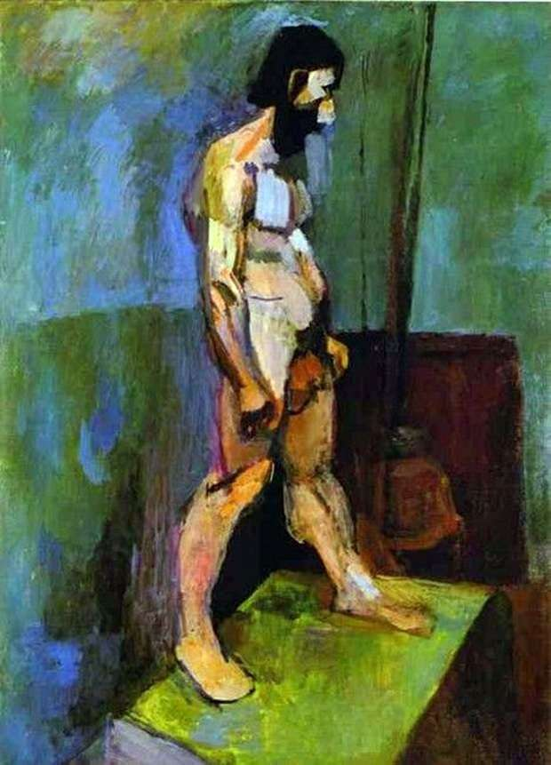 Model   Henri Matisse