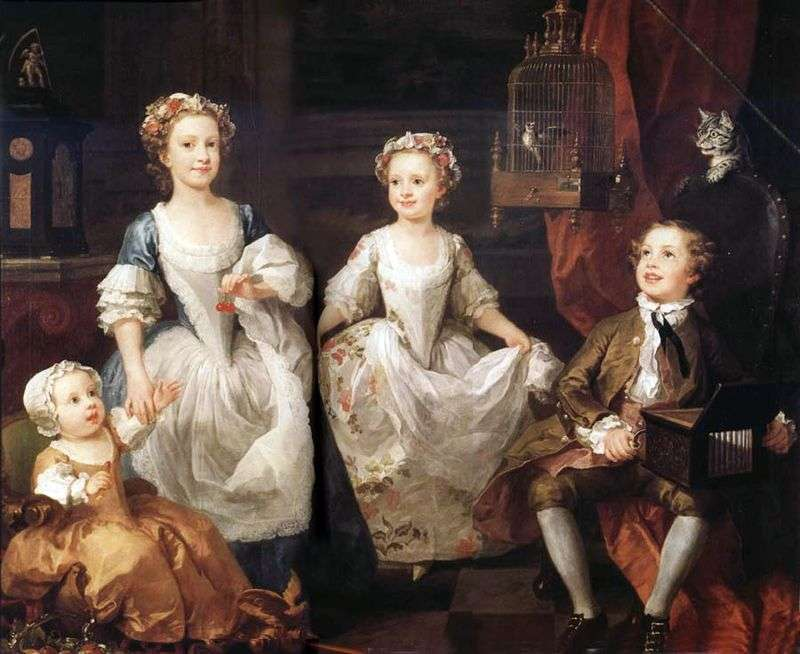 Graham dla dzieci   William Hogarth