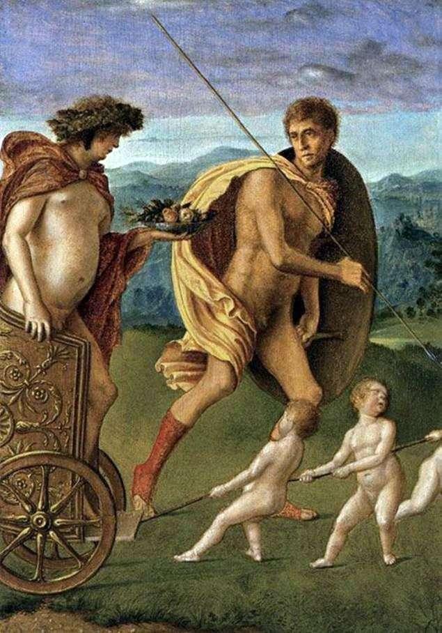Zysk lub Wytrwałość   Giovanni Bellini
