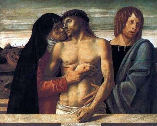Obrazy Chrystusa   Giovanni Bellini