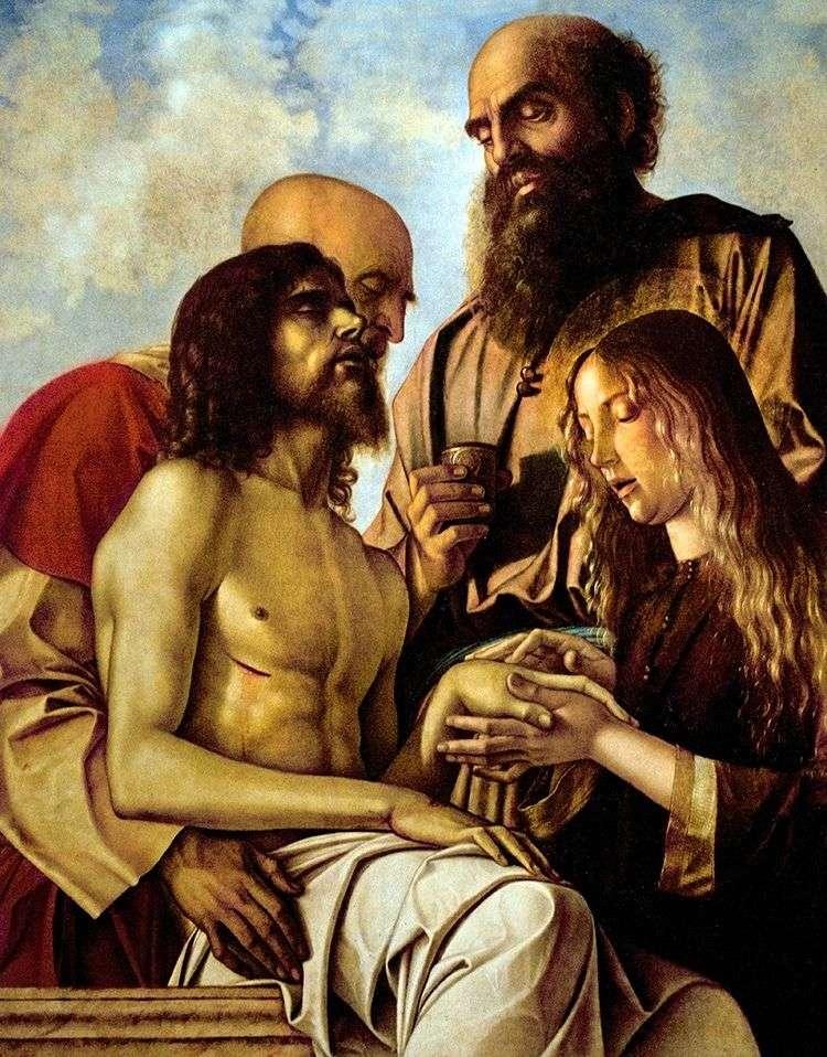 Lamentacja Chrystusa   Giovanni Bellini