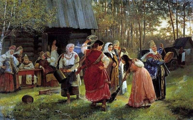 Wieczór panieński   Alexey Korzukhin