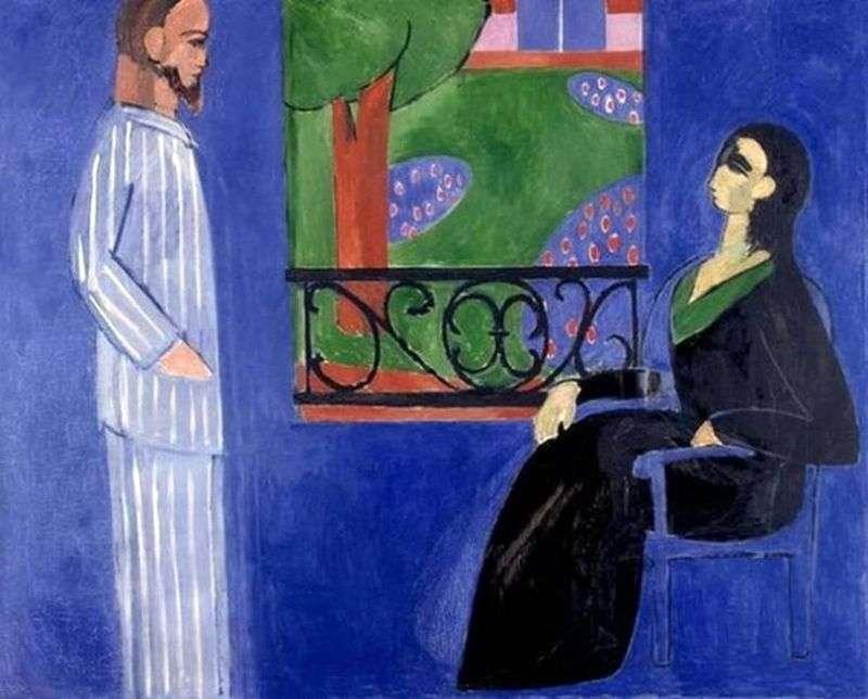 Dyskusja   Henri Matisse