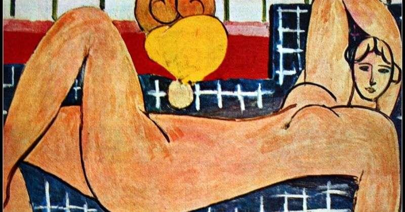Pink Nude   Henri Matisse
