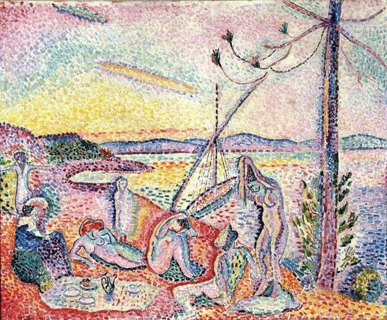 Luksus, spokój i przyjemność   Henri Matisse