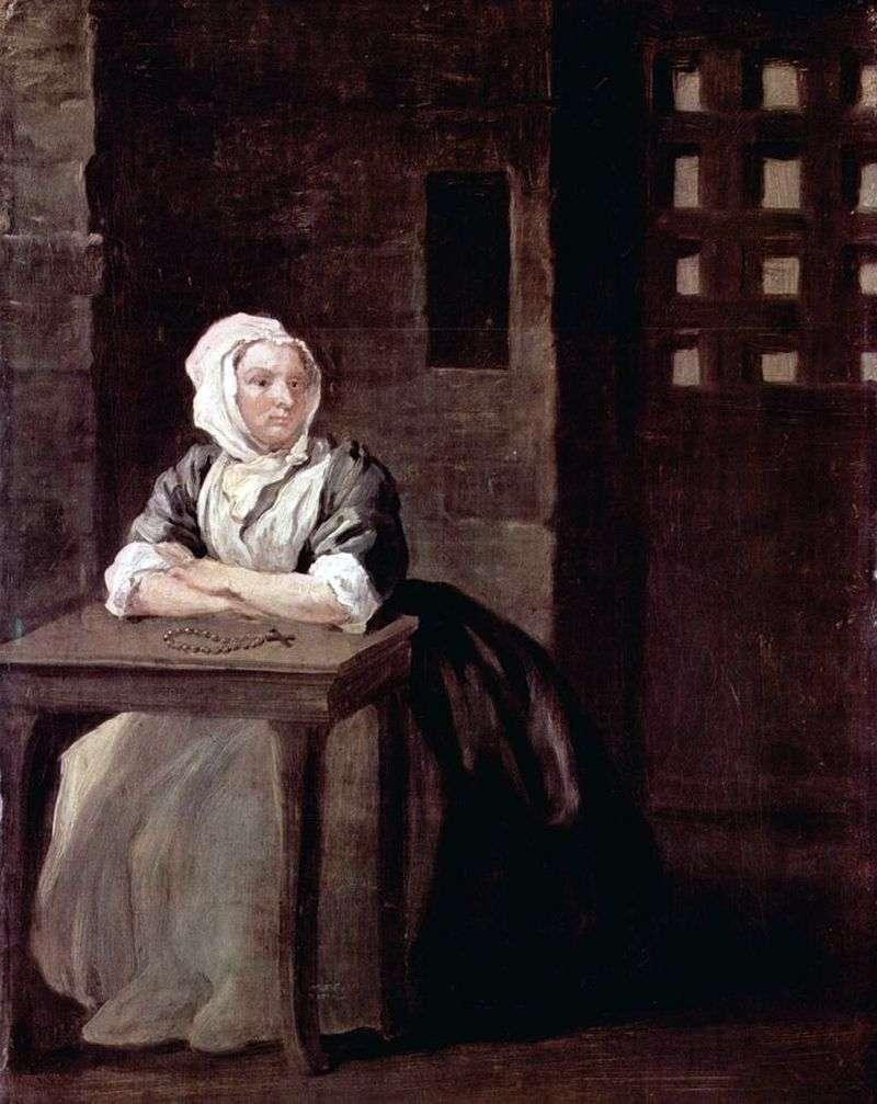 Sarah Malcolm   William Hogarth
