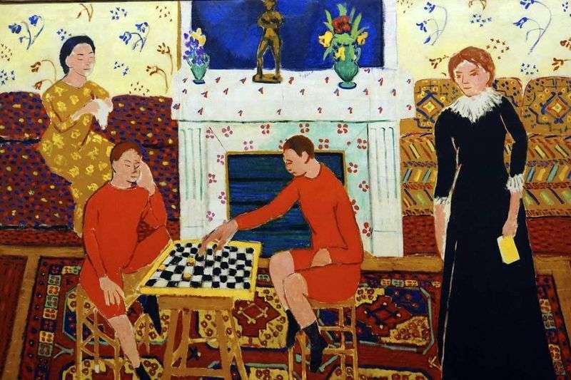 Portret rodzinny   Henri Matisse
