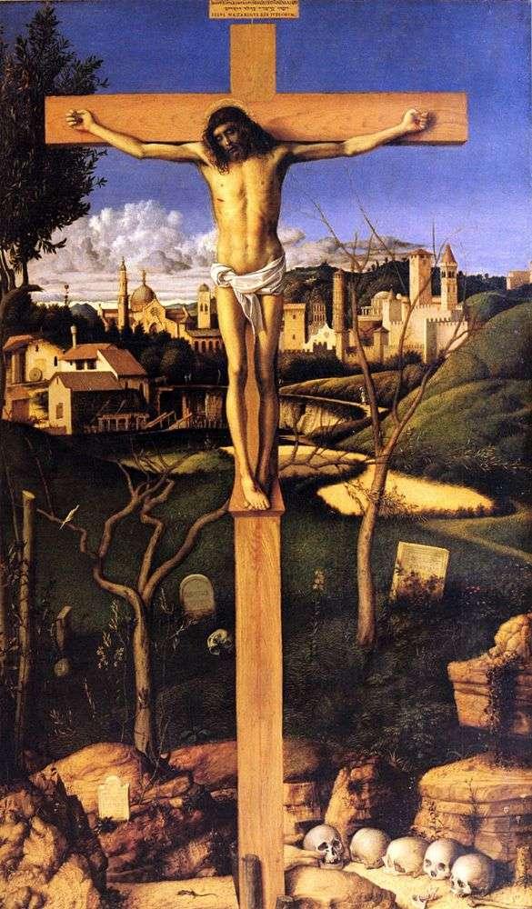 Ukrzyżowanie   Giovanni Bellini