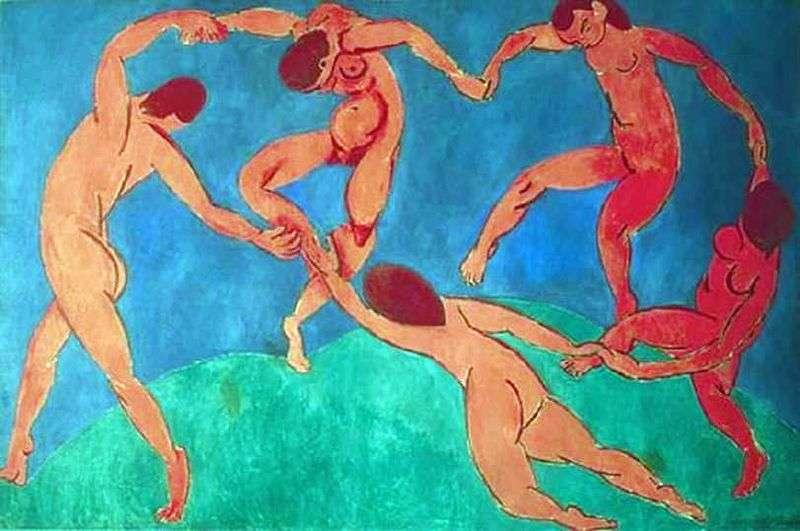 Taniec   Henri Matisse
