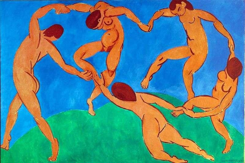 Dance II   Henri Matisse