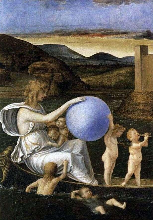Fortuna lub Melancholia   Giovanni Bellini
