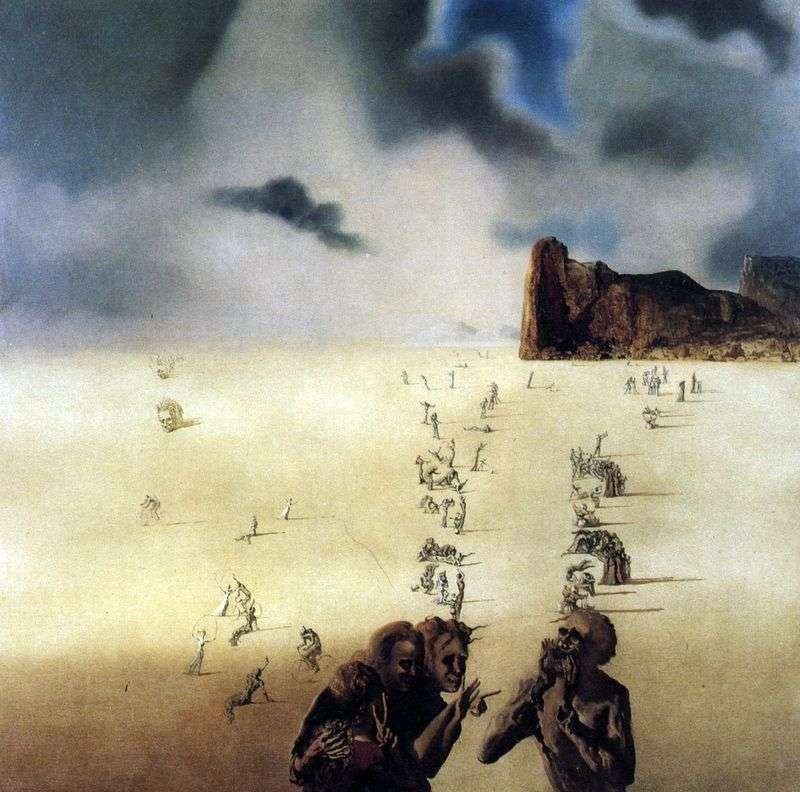 Perspektywy   Salvador Dali