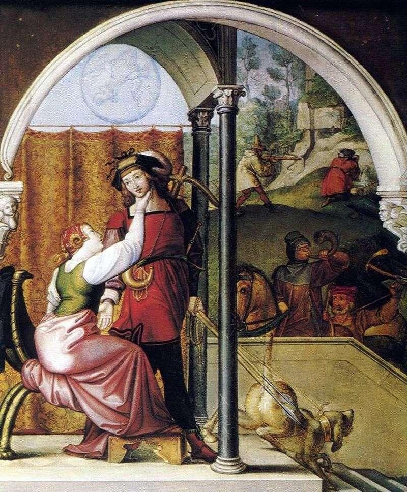 Siegfried Farewell   Peter von Cornelius