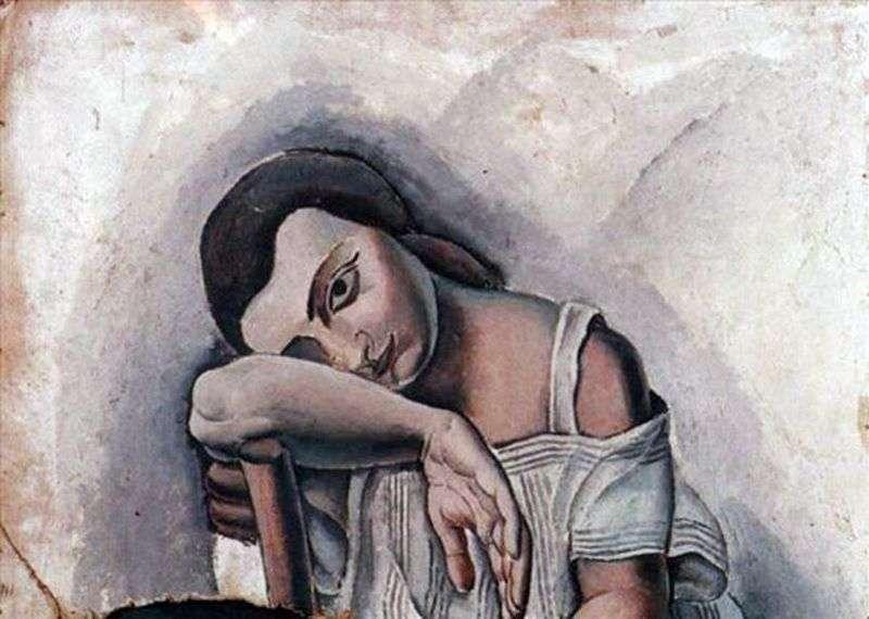 Portret Anny Marii   Salvadora Dali
