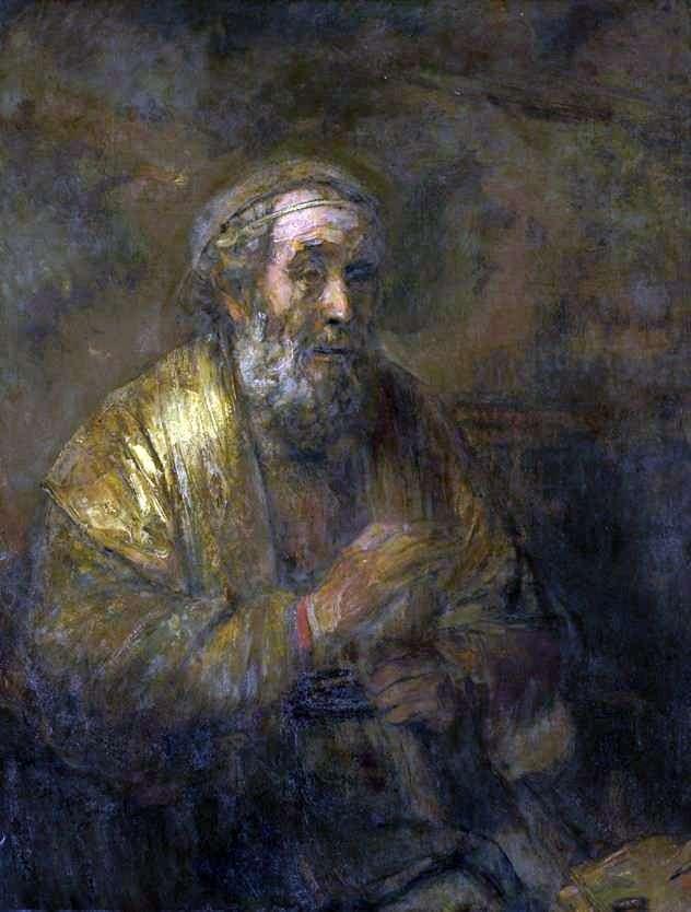 Homer   Rembrandt Harmens Van Rhine