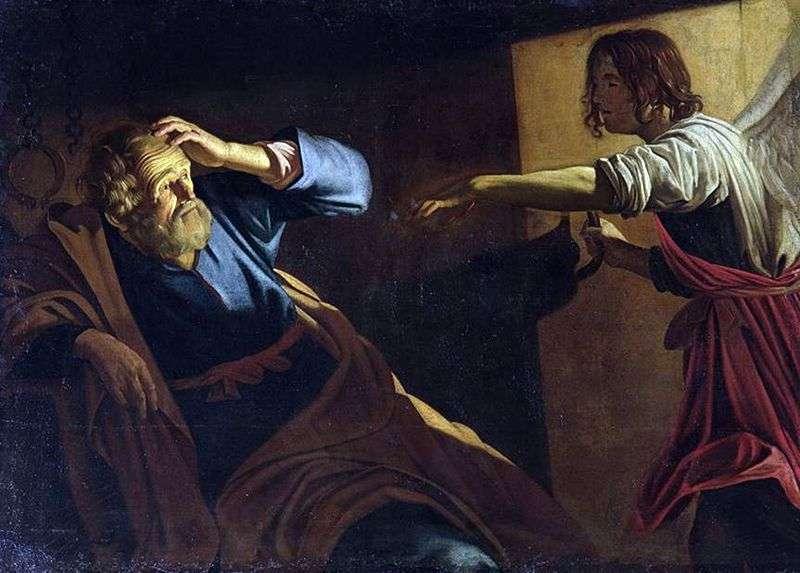 Wydanie sv. Petra   Gerrit van Honhorst