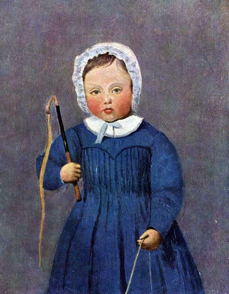Rabuś   Camille Corot