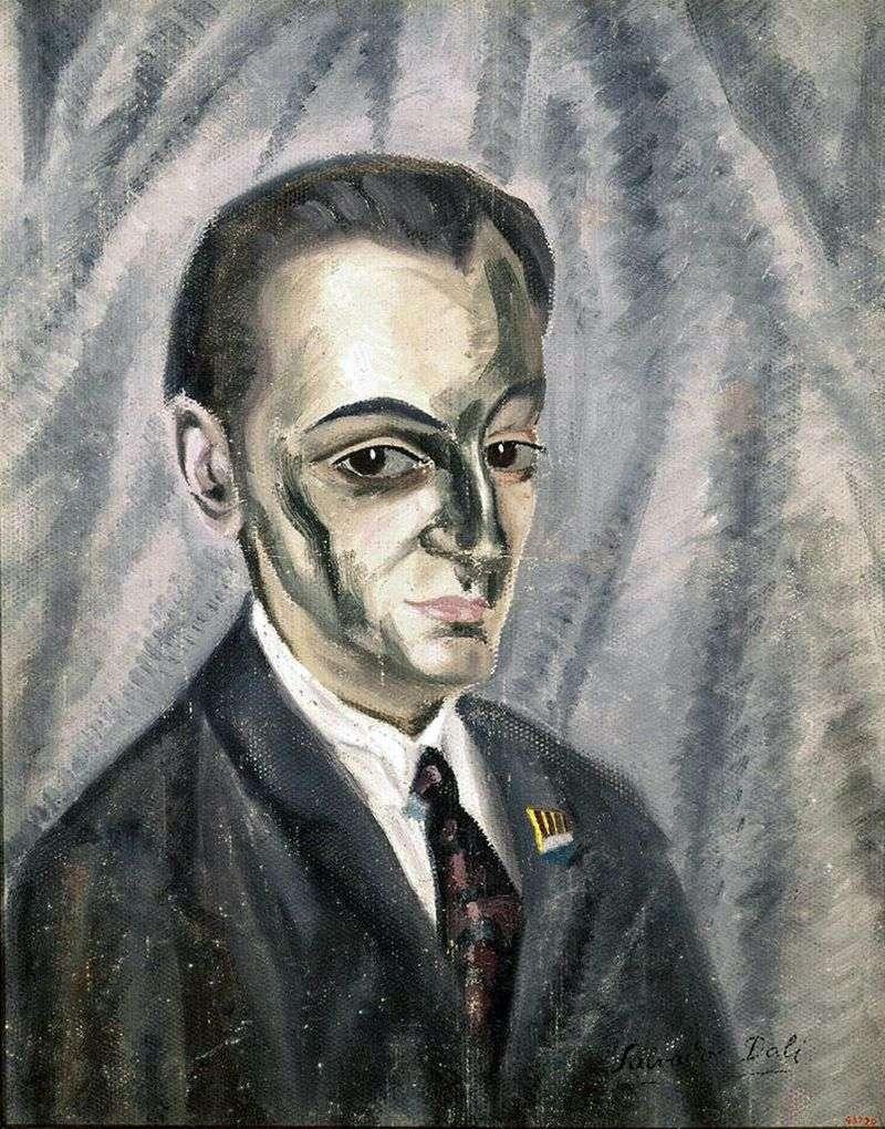 Portret Jose Torres   Salvador Dali