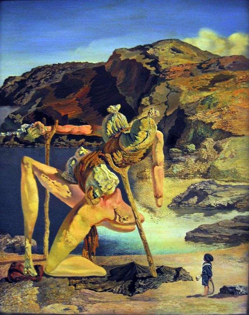Duch seksualnej atrakcyjności   Salvador Dali
