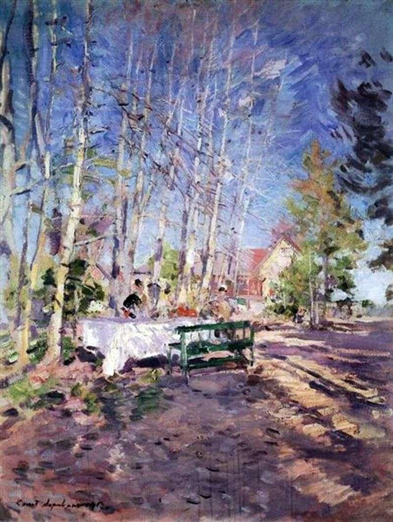 Wiosna   Konstantin Korovin