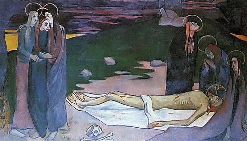 Pieta   Emile Bernard